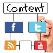 content marketing strategy for website